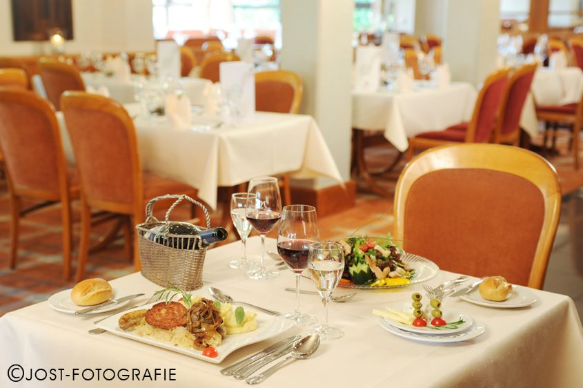 Restaurantaufnahmen