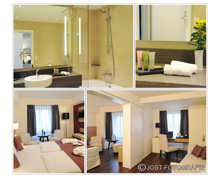 Hotelaufnahmen